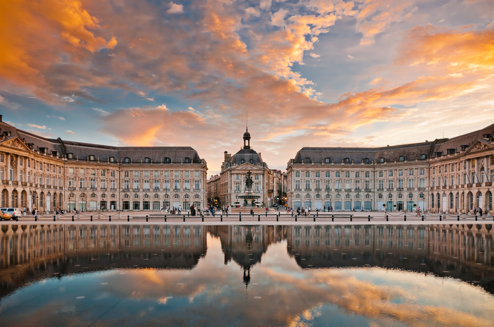 Photo of Place de la Bourse, Bordeaux, France