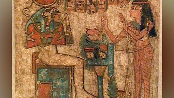 What did lettuce symbolize in ancient Egypt?