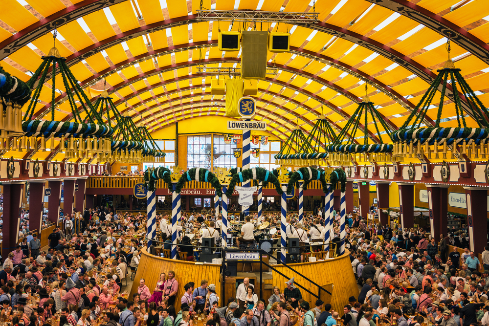 Photo of Oktoberfest Celebration in Munich, Germany